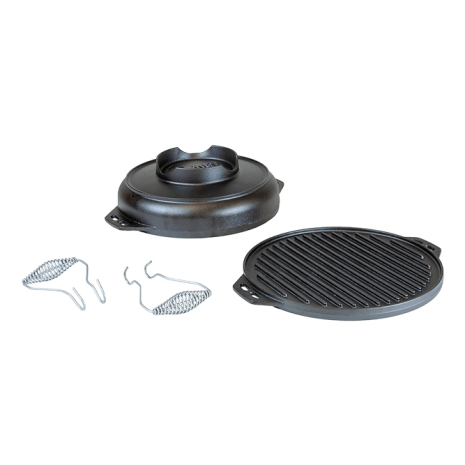 Lodge Cast Iron Cook it All 6,4 Liter
