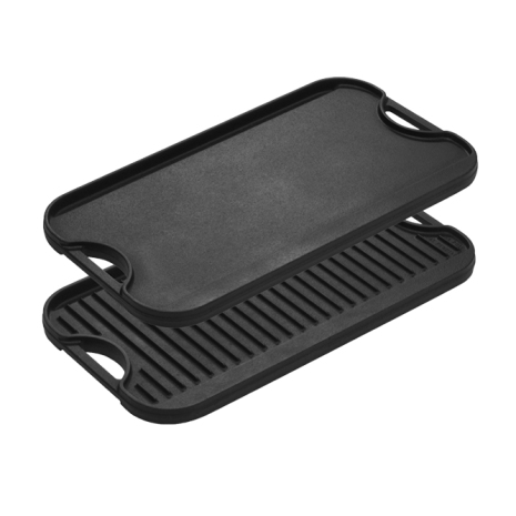 Lodge Cast Iron Reversible Grill 50,8 x 26,5cm