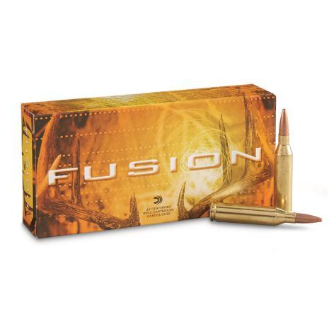 Federal 243 Win 95gr Fusion