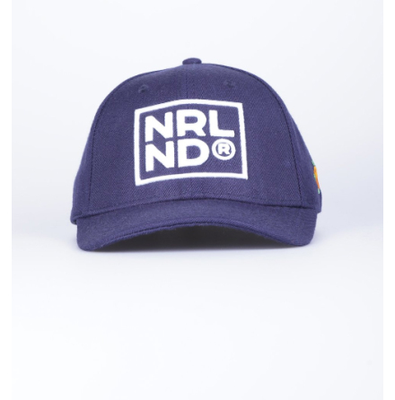 Great Norrland NRLND Hooked Cap Blå