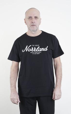 Great Norrland T-Shirt Svart
