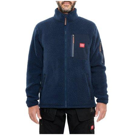 DePalma Workwear Alaska Fleece Navy