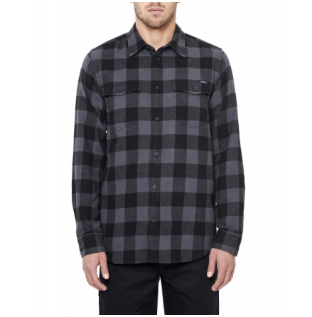 DePalma Workwear Buffalo Skjorta Asphalt