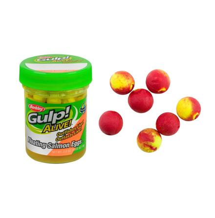 Gulp Alive Salmon Eggs Tutti Frutti