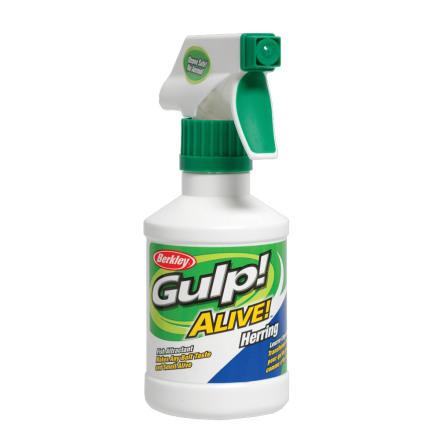 Gulp Alive Spray Herring/Sill