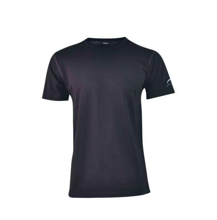 Ivanhoe Agaton T-Shirt Svart Merinoull
