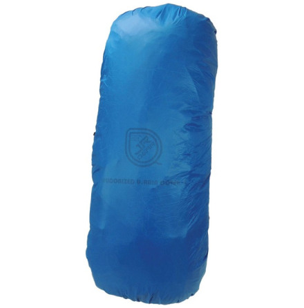 JR Gear Rain Cover Large 55-80L Blå