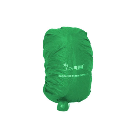 JR Gear Rain Cover Medium 30-60L Grön