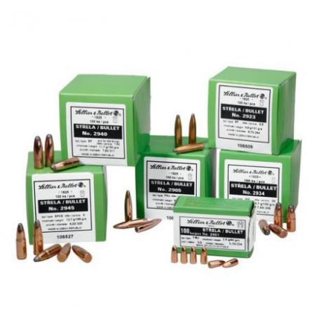 Sellier & Bellot Kula 9,3 285gr SP 50-Pack