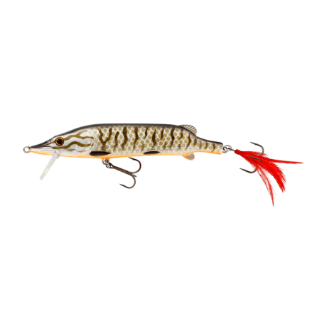 Mike the Pike HL 14cm 30g Crazy Soldier