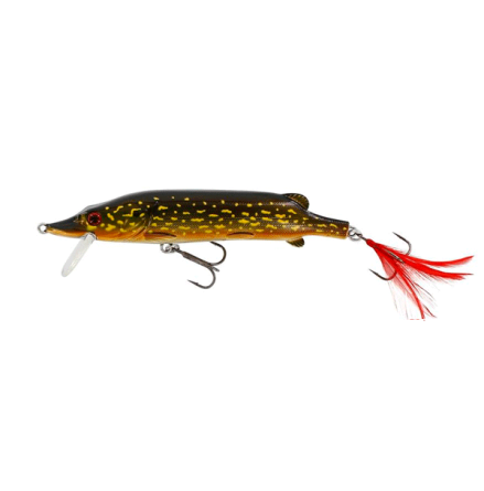 Mike the Pike HL 14cm 30g Metal Pike