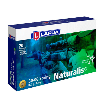Lapua .30-06 11g Naturalis