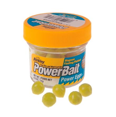 PowerBait Power Eggs Float Magnum Chartreuse