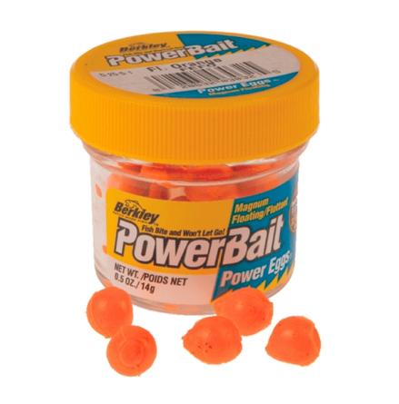 PowerBait Power Eggs Float Magnum Fluo Orange