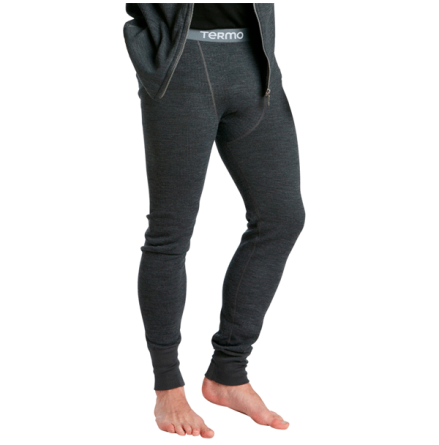 Termo Wool Original 2.0 Long Johns Green Melange