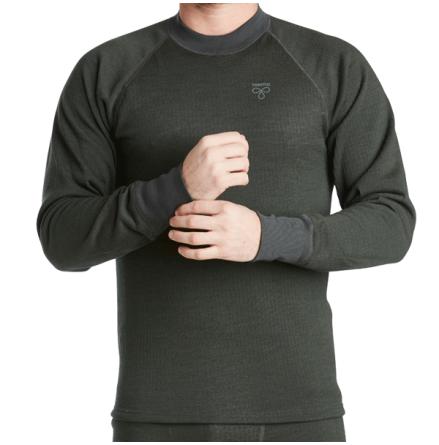 Termo Wool Original 2.0 Tröja Green Melange