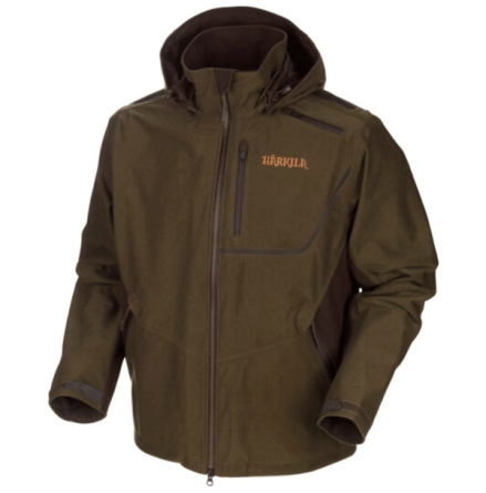 Härkila Mountain Hunter Jacka Hunting Green/Shadow Brown
