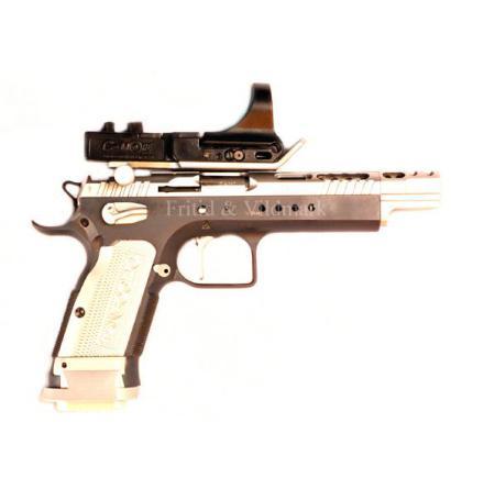 Beg Pistol Tanfoglio Gold Custom Eric .38 Super
