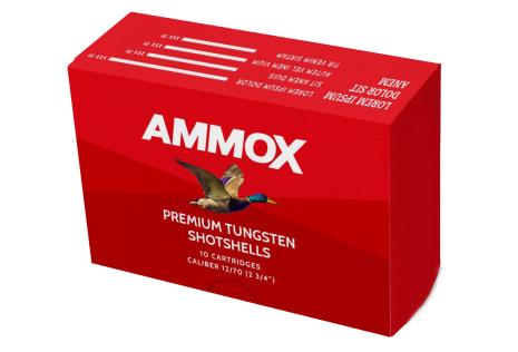 AmmoX 12/70/28g 2,4mm