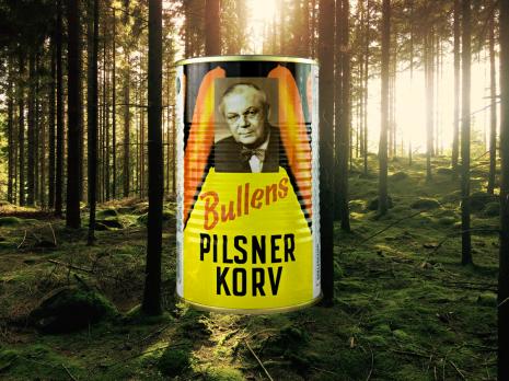 Bullens Pilsnerkorv