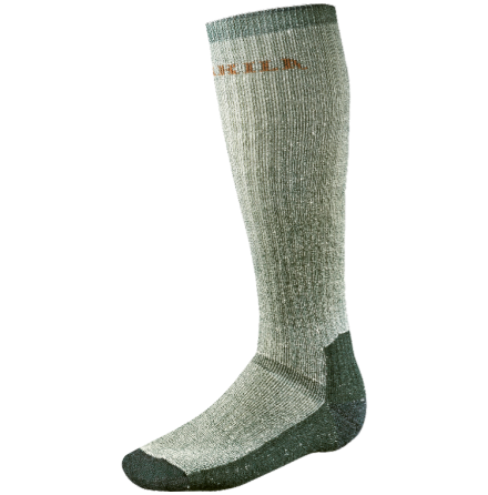 Härkila Expedition Long Socka Grey/Green