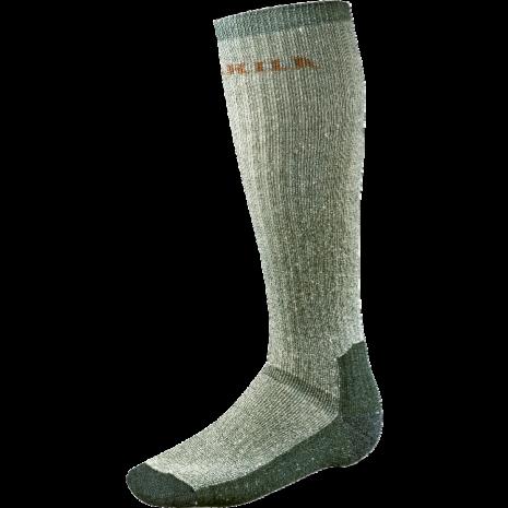 Härkila Expedition Long Socka Grey/Green