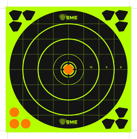 SME Reflective Targets Hi-Vis