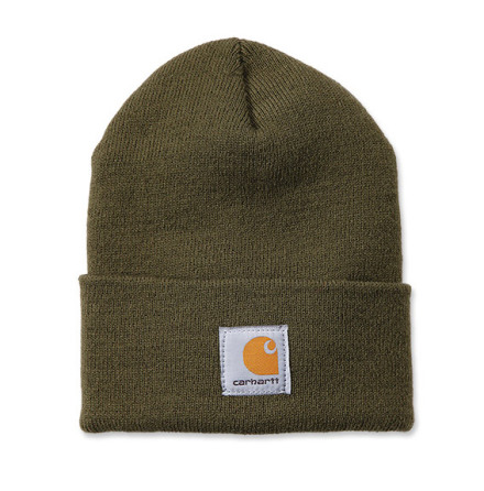 Carhartt Acrylic Watch Hat OFA Breen