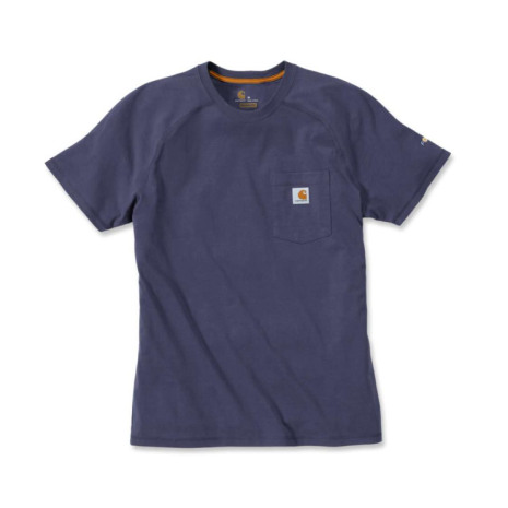 Carhartt Force Cotton T-Shirt S/S Carbon Heather