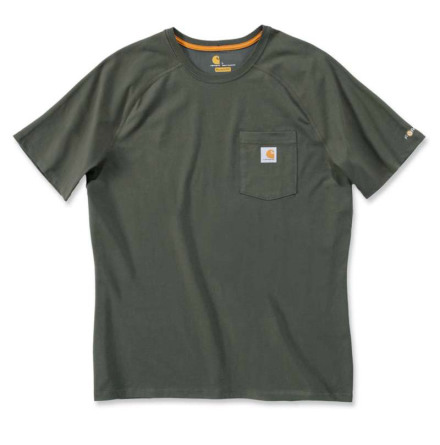 Carhartt Force Cotton T-Shirt S/S MOS