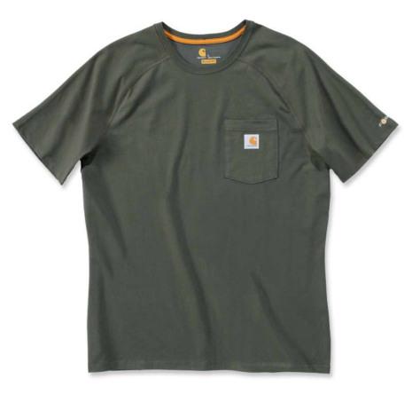 Carhartt Force Cotton T-Shirt S/S MOS