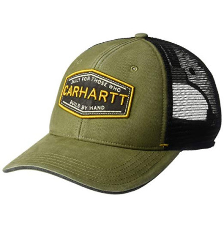 Carhartt Silvermine Cap OFA Army Green