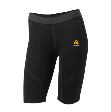 Aclima Warmwool WS Dam Long Shorts S