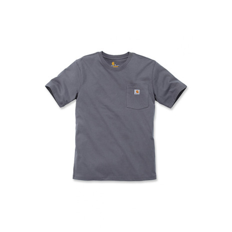 Carhartt Workwear Pocket T-Shirt S/S Charcoal