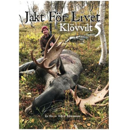 DVD Jakt För Livet Klövvilt 5