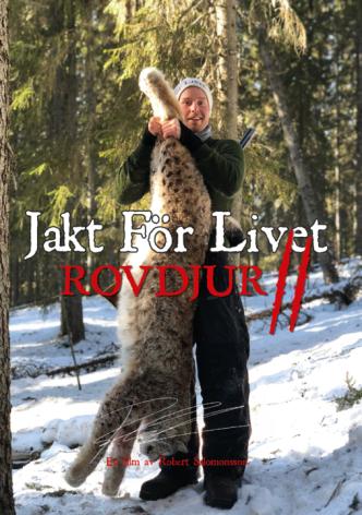 DVD Jakt För Livet Rovdjur 2