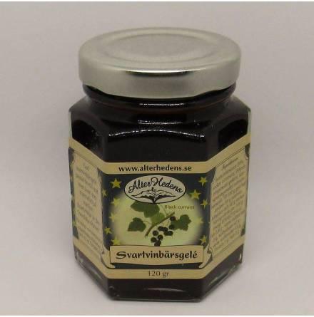 Alterhedens Svartvinbärsgelé 120g