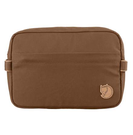 Fjällräven Travel Toiletry Bag Chesnut