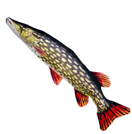 Mjukisfisk Pike 110cm