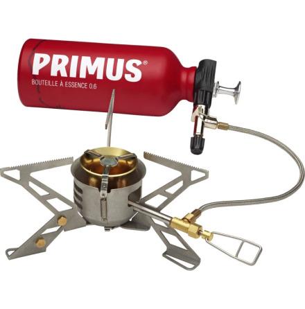 Primus Omnifuel II Flerbränslekök med Bränsleflaska