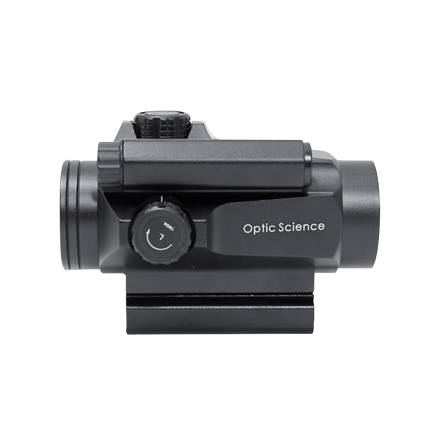 Optic Science Rödpunkt 11mm fäste