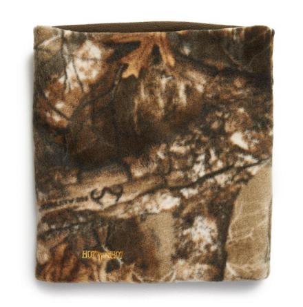 Hot Shot Fleece Neck Gaiter Camo