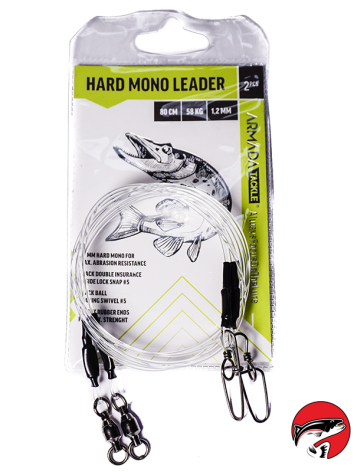 Armada Hard Mono 1.2mm 80cm 2-pack