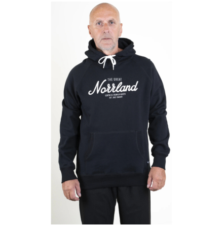 Great Norrland Hood Svart