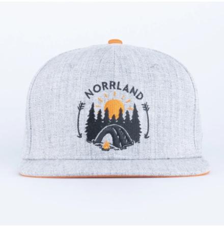 Great Norrland Sunrise Cap Grå