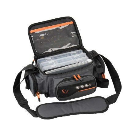 Savage Gear System Box Bag S 3 Boxes