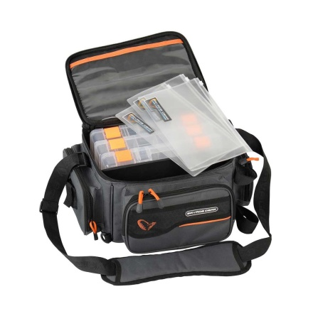 Savage Gear System Box Bag M 3 Boxes