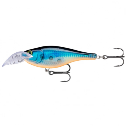 Rapala Scatter Rap Glass Shad 7cm