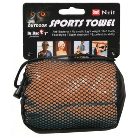 N-Rit Sports Towel 63,5x150 cm Orange