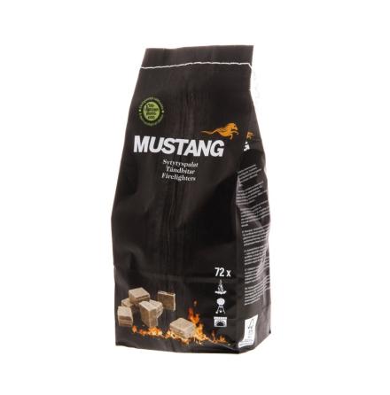 Mustang Tändbitar 72 pack